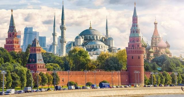 Ünlü Şehirler Birleşirse Nasıl Görünürler? (7 Resim)