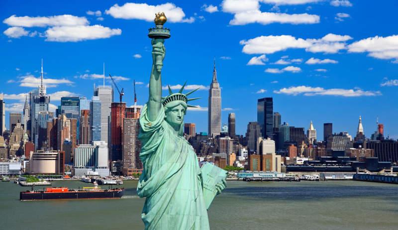 Экскурсия в Нью-Йорке «Обзорная экскурсия + круиз к Статуе ...