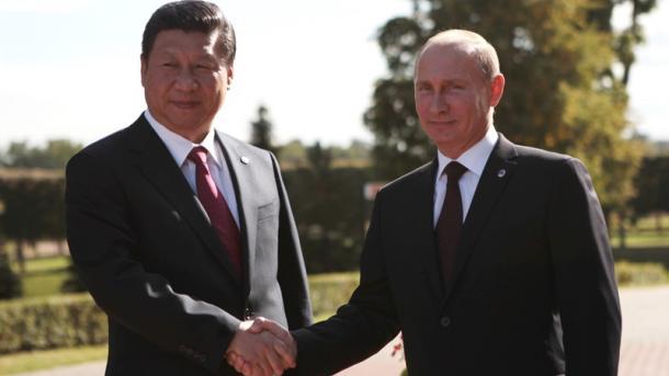 Resultado de imagen para China colabora con rusia