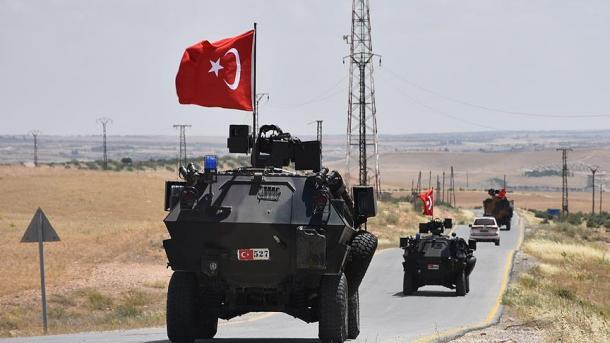 土美两国将在叙利亚曼比季开始接受联合巡逻培训