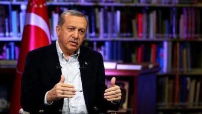 Erdogan über seine Erwartungen von Trump