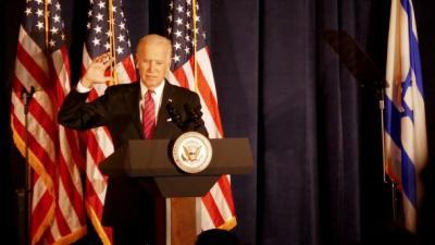 US-Vizepräsident Joe Biden: Ich bin ein Zionist