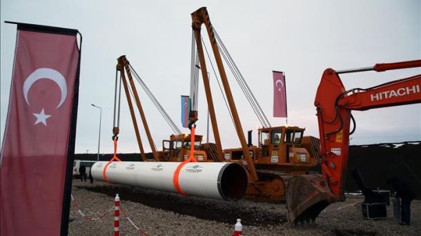 Energie: Turkish Stream pourrait être relancé