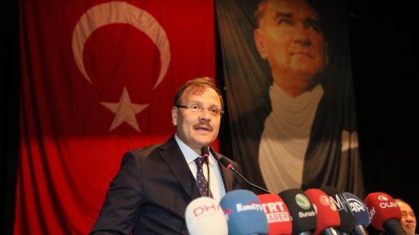 Zamenik premijera Turske Čavušoglu: Mir na Balkanu preduslov je mira u svetu