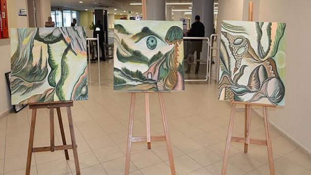 Image result for سمپوزیوم بینالمللی هنر در استانبول آغاز شد