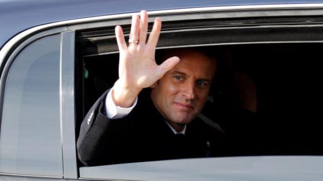France: Attempt to assassinate Emmanuel Macron, six people arrested