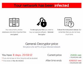 Acer REvil ransomware