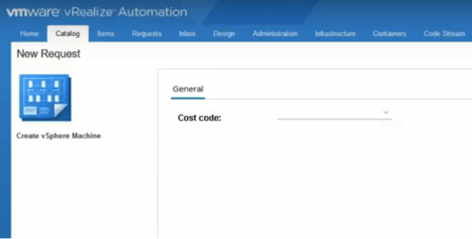 VMware vRealize Automation 7 4 adds detailed customization