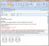 Outlook zeigt Informationen zu sozialen Netzwerken für jeden Besprechungsteilnehmer an