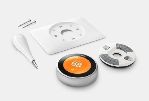 Akıllı ev yuva akıllı termostat