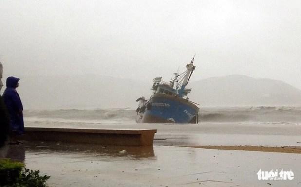 Thủ tướng chỉ đạo khẩn trương tìm kiếm người mất tích trên biển - Ảnh 1.