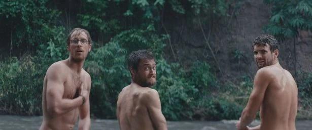 Daniel Radcliffe từ bỏ Harry Potter biến hình ngoạn mục trong Jungle - Ảnh 7.