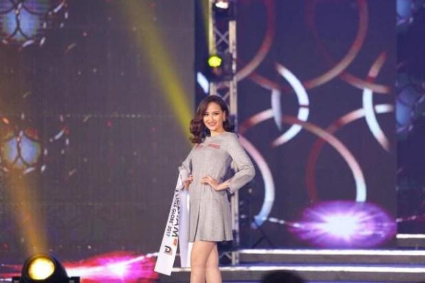 Khánh Ngân chiến thắng tại Hoa hậu Hoàn cầu 2017 - Ảnh 8.