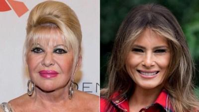 Bà Melania không nhịn khi vợ cũ ông Trump tự nhận là đệ nhất phu nhân - Ảnh 1.
