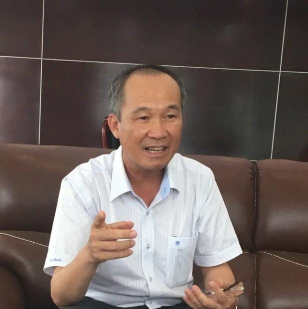 Ông Dương Công Minh tiếp tục gom cổ phiếu Sacombank - Ảnh 1.
