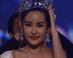 Ngân Anh đăng quang Hoa hậu đại dương 2017: ban tổ chức nhận sai