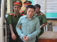 Hà Văn Thắm nói đã kiểm soát để Nguyễn Xuân Sơn không tham ô