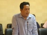 Video cục phó Nguyễn Xuân Quang nói về việc mất tiền