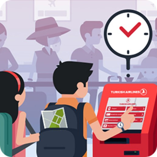 Online Check-in Guide | Kiosk and Mobile Check-in | Turkish Airlines ®