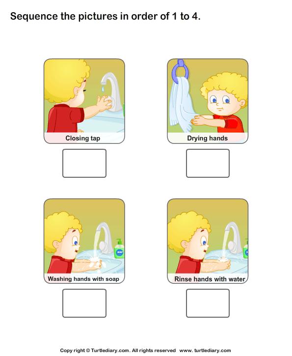 Personal Hygiene Printable Worksheets Lesson Plan