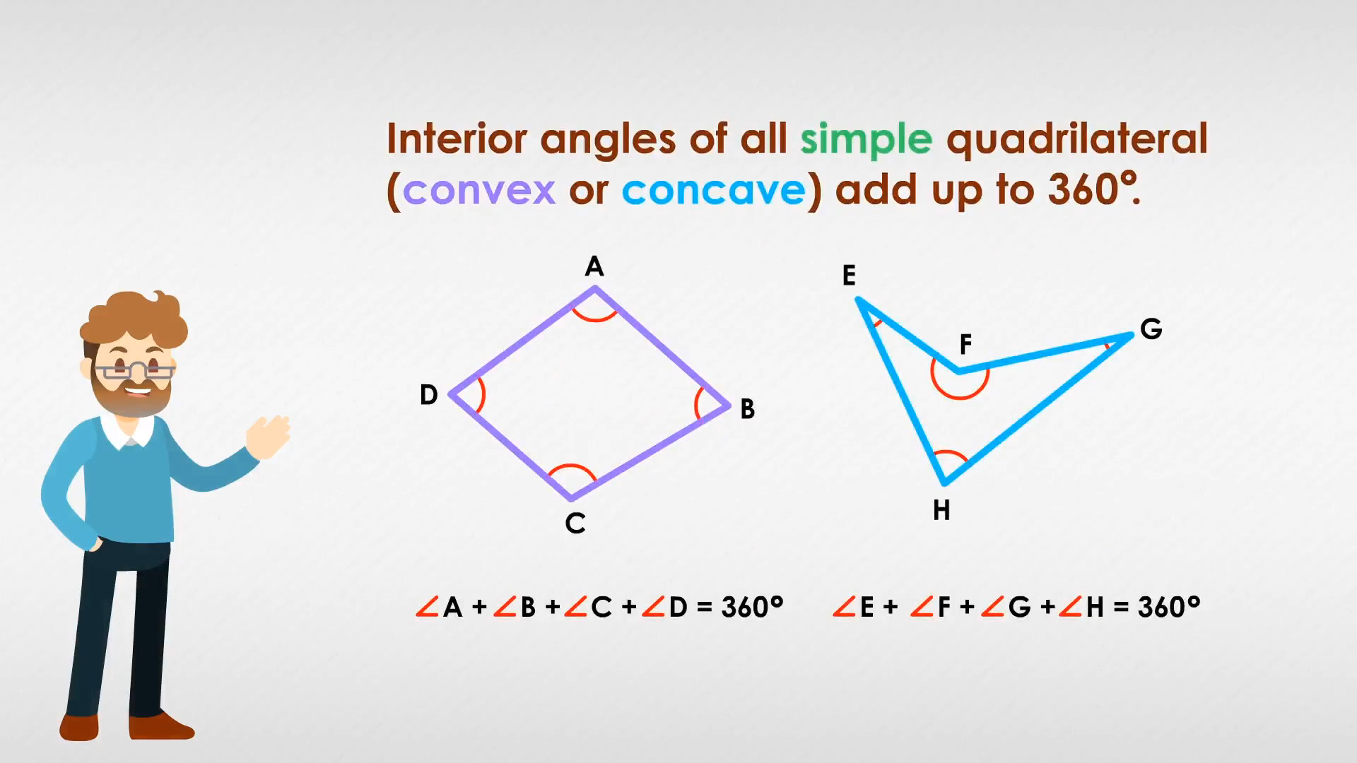 What Is A Quadrilateral Definition Properties Amp Shapes