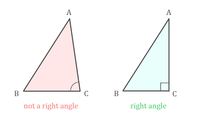 what is a right triangle definition