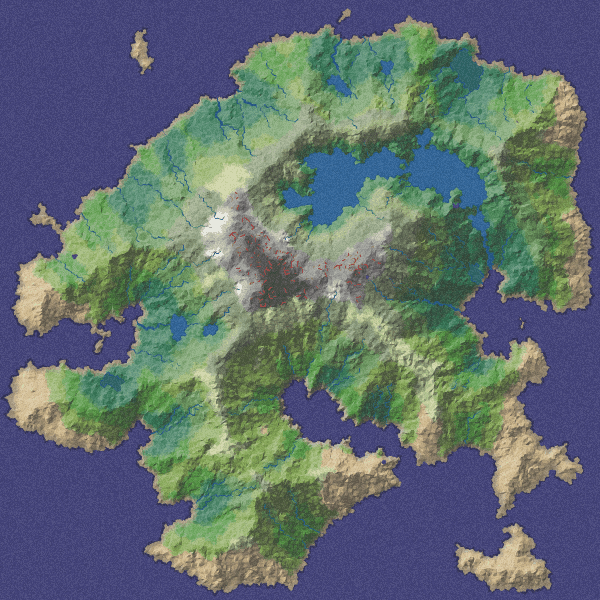 Map Minecraft Equestria