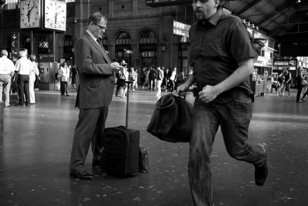Quick Tip: 5 Top Tips to Get Started with Street Photography
