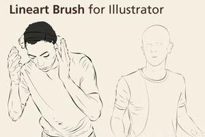 Lineart Brush