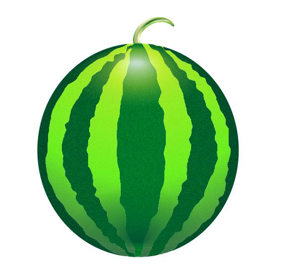 Animated Melon Clip Art