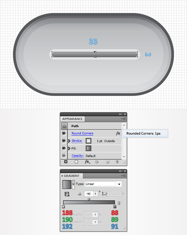 Quick Tip: How to Create a Simple Set of Switch Buttons