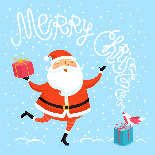 How To Create A Cartoon Holiday Illustration Using CorelDRAW