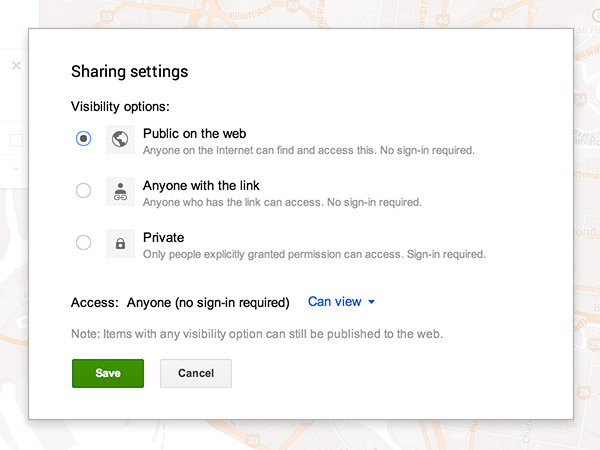 google public