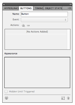 Have you seen the interactive controls of InDesign