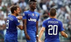 Juve, Pogba corre e segna: finisce 1-1 con il Cagliari