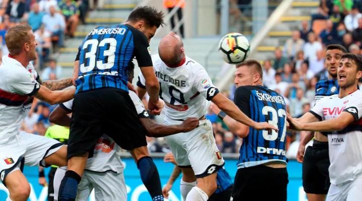 Danilo D'Ambrosio, terzino nerazzurro, è nato proprio a Napoli | numerosette.eu