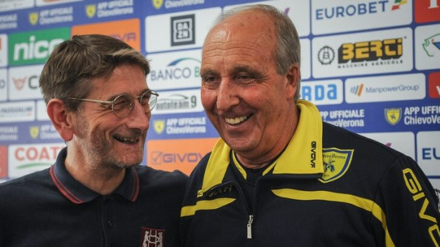 Ventura al Chievo, una dei fatti più strani del girone di andata di Serie A 2018/2019 | Numerosette Magazine