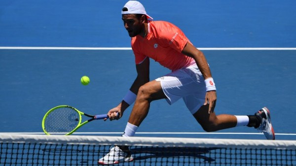 Tennis, Ranking ATP. Djokovic sempre primo, Berrettini in ...