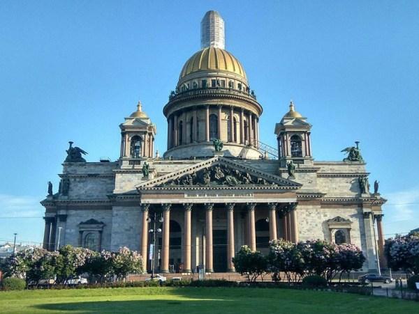 Реставрация Исаакиевского собора обойдется в 105 млн