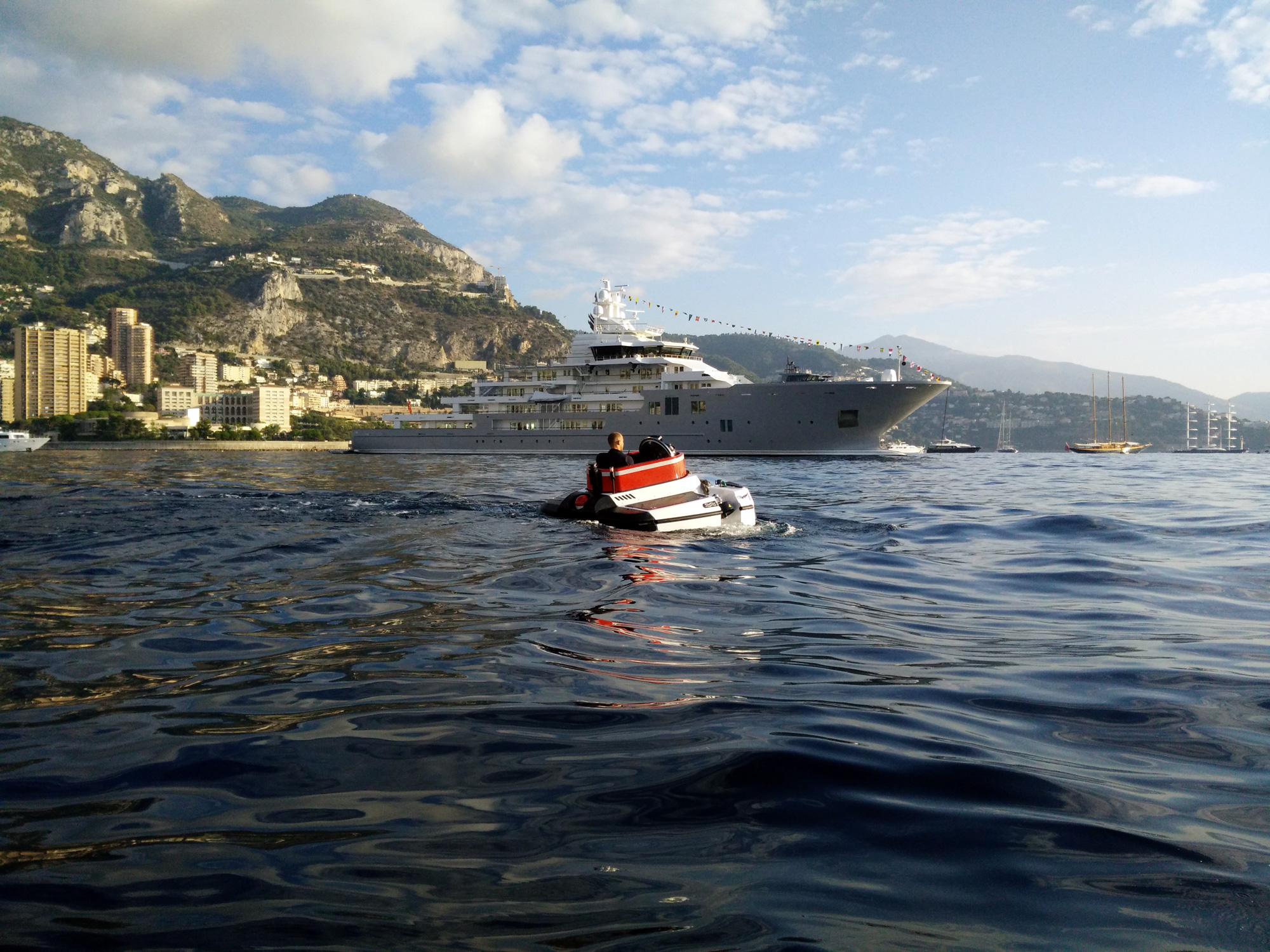 Superyachts Available For Sale That Are Able To Carry