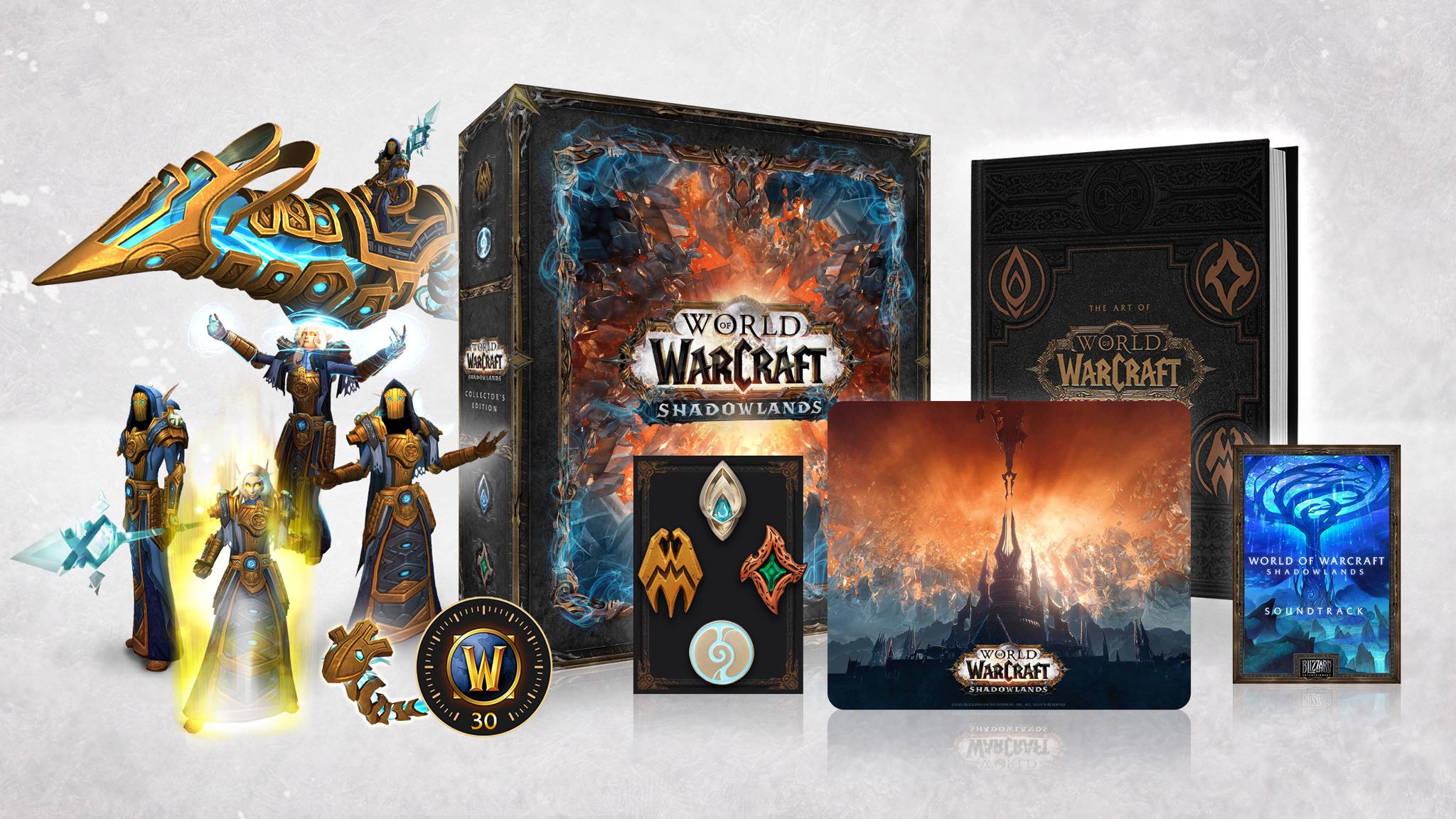 https blizzard fr prezly com ledition collector de world of warcraft shadowlands se devoile