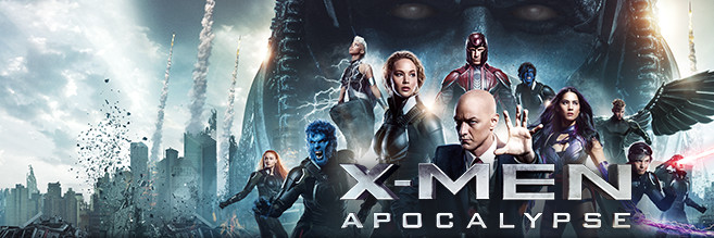Grafik: X-Men: Apocalypse