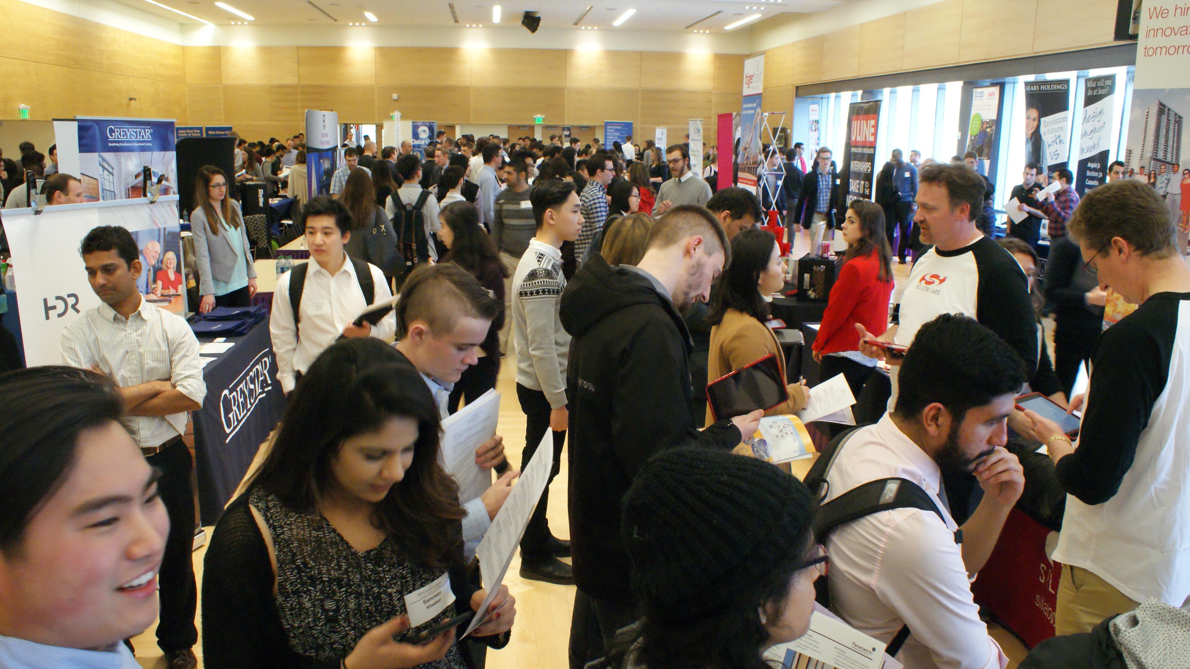 Employers At The Uw Career Amp Internship Center Career