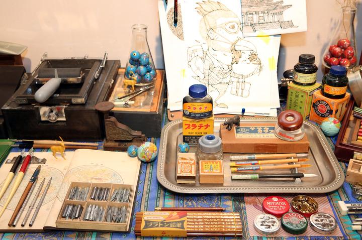 《理想的文具》特展 全球最貴48萬元的鉛筆亮相 | 生活 | 聯合影音