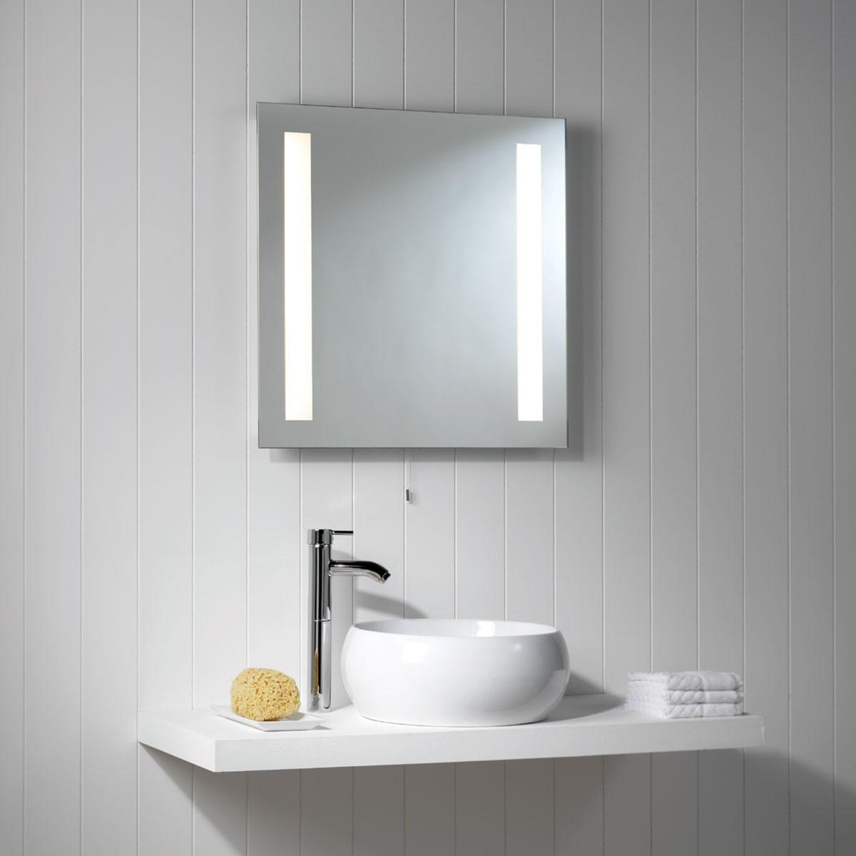 luminaria para el ba/ño led negro 600/mm l/ámpara para espejo luminaria para espejo luminaria de superficie blanco c/álido color de la luz