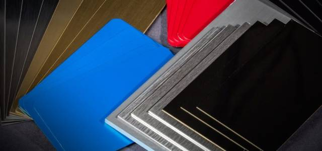 Metals for Laser Cutting, Engraving, and Marking