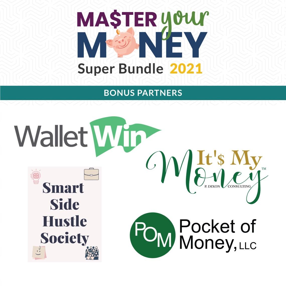 Master Your Money Super Bundle 2021