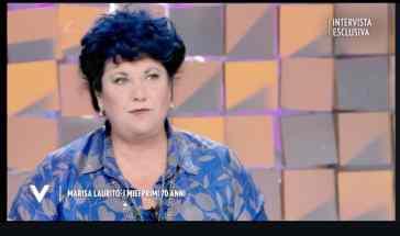 Marisa Laurito confida perché non ha figli
