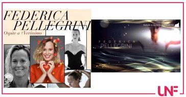 Federica Pellegrini ospite a Verissimo: pronta a diventare mamma