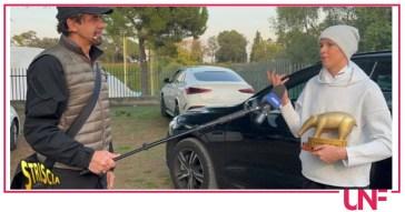 Tapiro d'oro a Federica Pellegrini per la lite e il flirt che ammette con Massimiliano Rosolino